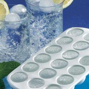 Формы для льда, пакеты для льда