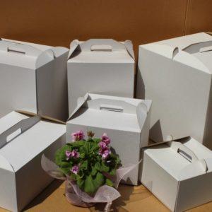 Упаковки/ Коробки для кондитерских изделий