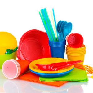 Разовая посуда